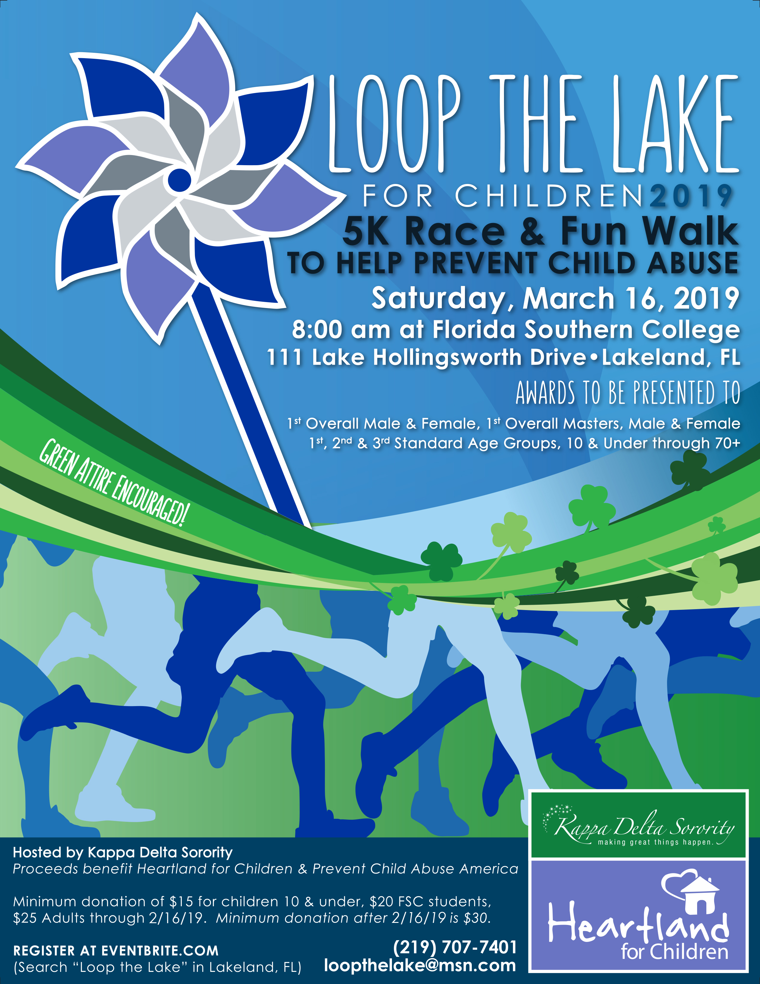Loop the Lake 5K & Fun Walk