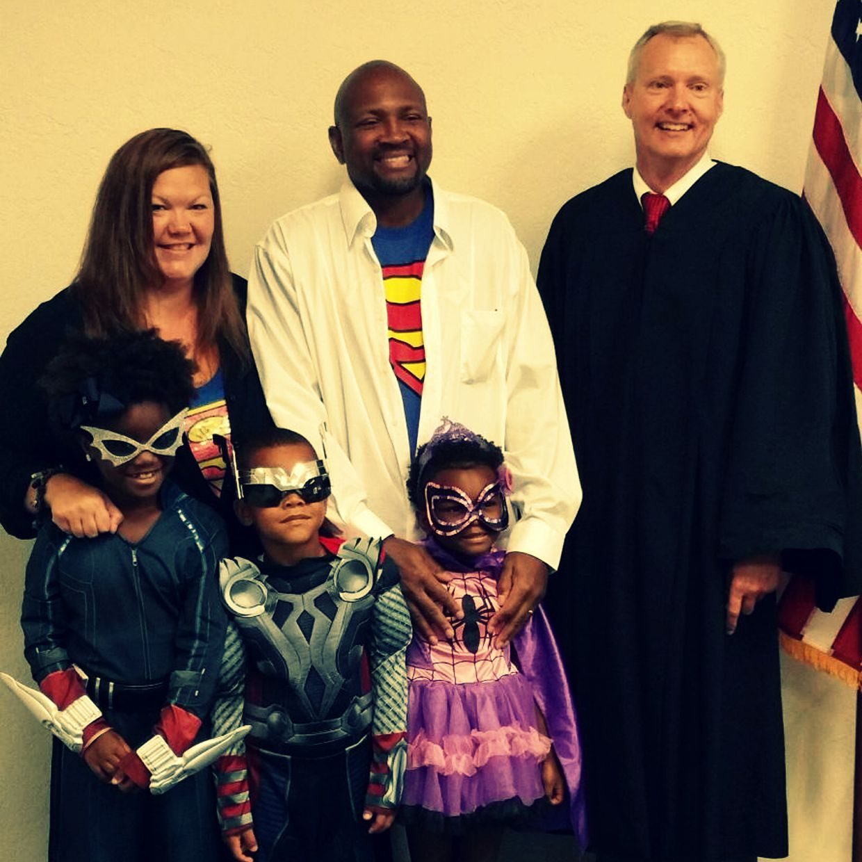 An Adoption Story: Pinkney Power Activate!